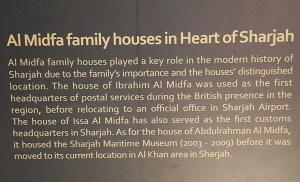 Travelnews.lv apmeklē muzeju «Majlis Al Midfa», kas veltīts Ibrahim bin Mohammed al Midfa. Atbalsta: VisitSharjah.com un Novatours.lv 23