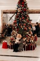 Viesnīca Grand Hotel Kempinski turpinot tradīciju pulcē rīdziniekus uz svinīgo Ziemassvētku egles iedegšanas ceremoniju 7