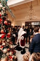 Viesnīca Grand Hotel Kempinski turpinot tradīciju pulcē rīdziniekus uz svinīgo Ziemassvētku egles iedegšanas ceremoniju 12