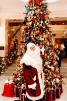 Viesnīca Grand Hotel Kempinski turpinot tradīciju pulcē rīdziniekus uz svinīgo Ziemassvētku egles iedegšanas ceremoniju 32