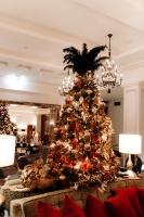 Viesnīca Grand Hotel Kempinski turpinot tradīciju pulcē rīdziniekus uz svinīgo Ziemassvētku egles iedegšanas ceremoniju 35
