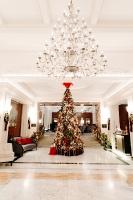 Viesnīca Grand Hotel Kempinski turpinot tradīciju pulcē rīdziniekus uz svinīgo Ziemassvētku egles iedegšanas ceremoniju 43