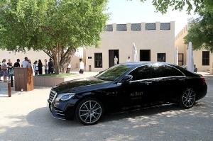 Travelnews.lv iepazīst premium klases viesnīcu «Al Bait Sharjah» Šārdžā. Atbalsta: VisitSharjah.com un Novatours.lv 2
