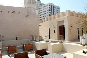Travelnews.lv iepazīst premium klases viesnīcu «Al Bait Sharjah» Šārdžā. Atbalsta: VisitSharjah.com un Novatours.lv 6