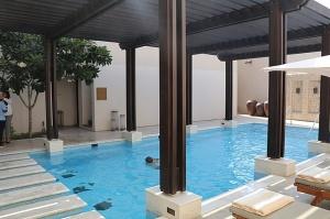 Travelnews.lv iepazīst premium klases viesnīcu «Al Bait Sharjah» Šārdžā. Atbalsta: VisitSharjah.com un Novatours.lv 19