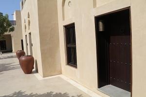 Travelnews.lv iepazīst premium klases viesnīcu «Al Bait Sharjah» Šārdžā. Atbalsta: VisitSharjah.com un Novatours.lv 20