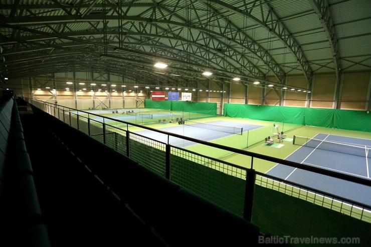 Pēc vērienīgas pārbūves Jūrmalā atklāj tenisa centru Lielupe, tam kļūstot par modernāko tenisa centru Baltijā