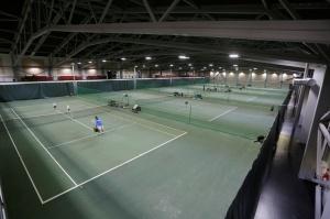 Pēc vērienīgas pārbūves Jūrmalā atklāj tenisa centru Lielupe, tam kļūstot par modernāko tenisa centru Baltijā 4