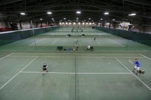 Pēc vērienīgas pārbūves Jūrmalā atklāj tenisa centru Lielupe, tam kļūstot par modernāko tenisa centru Baltijā 5