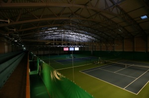 Pēc vērienīgas pārbūves Jūrmalā atklāj tenisa centru Lielupe, tam kļūstot par modernāko tenisa centru Baltijā 8