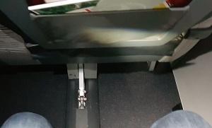 Travelnews.lv lido biznesa klasē ar «Turkish Airlines» no Rīgas uz Denpasaru caur Stambulu. Foto: ar Samsung Galaxy Note8 17