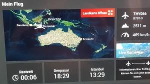 Travelnews.lv lido biznesa klasē ar «Turkish Airlines» no Rīgas uz Denpasaru caur Stambulu 49