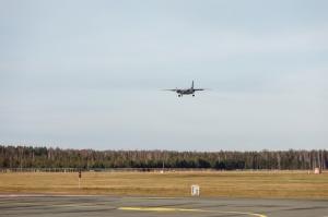 2020. gada 17. janvārī  lidostā Rīga nosēdās pirmais Ukrainas aviokompānijas