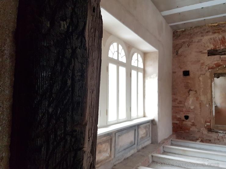 Preiļu pilī pabeigti otrās kārtas būvdarbi un nākotnē, pēc turpmākiem remontdarbiem, ēka ir paredzēta kā publiski pieejama ikvienam