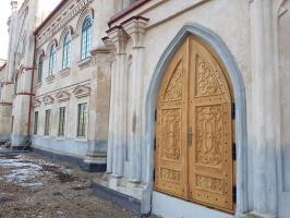 Preiļu pilī pabeigti otrās kārtas būvdarbi un nākotnē, pēc turpmākiem remontdarbiem, ēka ir paredzēta kā publiski pieejama ikvienam 27