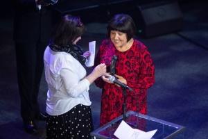 Balvas par aktivitātēm, darbu un sasniegumiem latgaliskajā kultūrā «Latgales vēstniecībā GORS» Rēzeknē pasniedz jau divpadsmito reizi 75