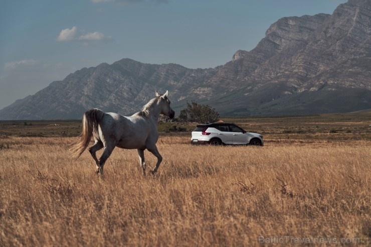 «Volvo Cars» žilbina ceļotājus un auto fanus ar pa