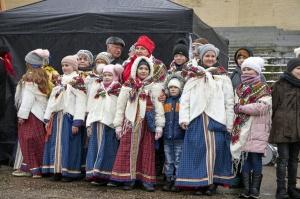 Rēzeknē svin tradicionālos slāvu tautību svētkus «Masļeņica» 18