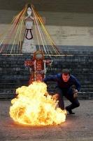 Rēzeknē svin tradicionālos slāvu tautību svētkus «Masļeņica» 45