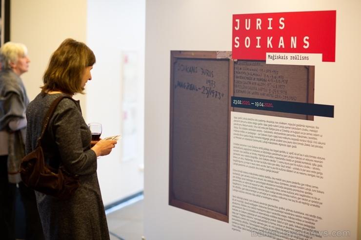 Latgales vēstniecībā GORS Rēzeknē atklāta izstāde, kas veltīta ekstraordinārai personībai – māksliniekam, teorētiķim, mākslas kritiķim un pedagogam Ju