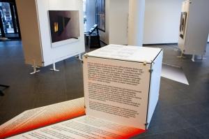 Latgales vēstniecībā GORS Rēzeknē atklāta izstāde, kas veltīta ekstraordinārai personībai – māksliniekam, teorētiķim, mākslas kritiķim un pedagogam Ju 34