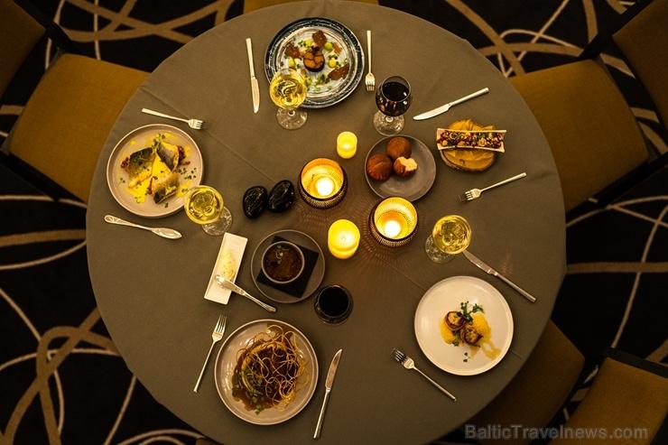 «Radisson Blu Latvija Conference & Spa Hotel»  atklāts unikāls pop-up restorāns. Foto: Kaspars Filips Dobrovolskis