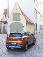 Apceļojam Latviju ar jauno «Renault Captur Tce 130 EDC GPF»