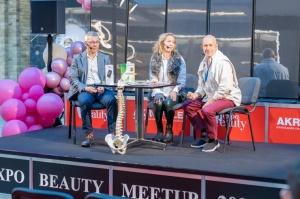 Latvijas skaistuma industrijas pasākums EXPO BEAUTY MEETUP 2020