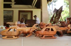Travelnews.lv apmeklē un pusdieno Bali viesnīcā «Champlung Sari Hotel». «Turkish Airlines» un «365 Brīvdienas» 18
