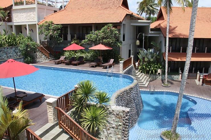 Travelnews.lv iepazīst vienkāršas, bet mājīgas un viesmīlīgas Bali salas viesnīcas. «Turkish Airlines» un «365 Brīvdienas»