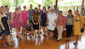 Travelnews.lv iepazīst vienkāršas, bet mājīgas un viesmīlīgas Bali salas viesnīcas. «Turkish Airlines» un «365 Brīvdienas» 25