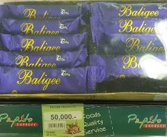 Travelnews.lv iepazīst pārtikas veikala piedāvājumu Bali salā (1 eiro - 15000 rūpijas) «Turkish Airlines» un «365 Brīvdienas»