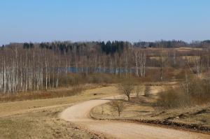 Gulbenes novadā notverti saulaini pavasara mirkļi 11