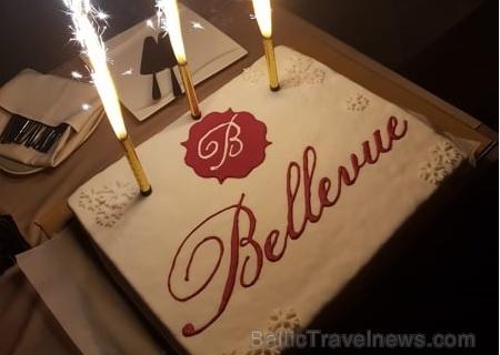 Viesnīca Bellevue Park Hotel Riga atzīmē 20 gadu jubileju un atskatās uz kopā piedzīvoto