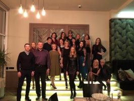 Viesnīca Bellevue Park Hotel Riga atzīmē 20 gadu jubileju un atskatās uz kopā piedzīvoto 35