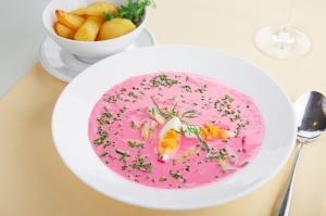 Viesnīcas Park Hotel Latgola  restorānā «Plaza» var baudīt pavasarīgu ēdienkarti 2