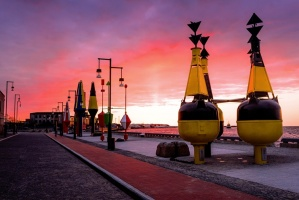 Ventspils pusē ceļotājiem pieejamas pavasarīgas pastaigu vietas 3