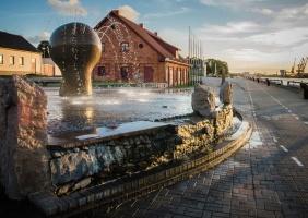 Ventspils pusē ceļotājiem pieejamas pavasarīgas pastaigu vietas 8