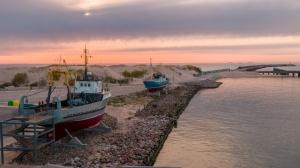 Ventspils pusē ceļotājiem pieejamas pavasarīgas pastaigu vietas 11