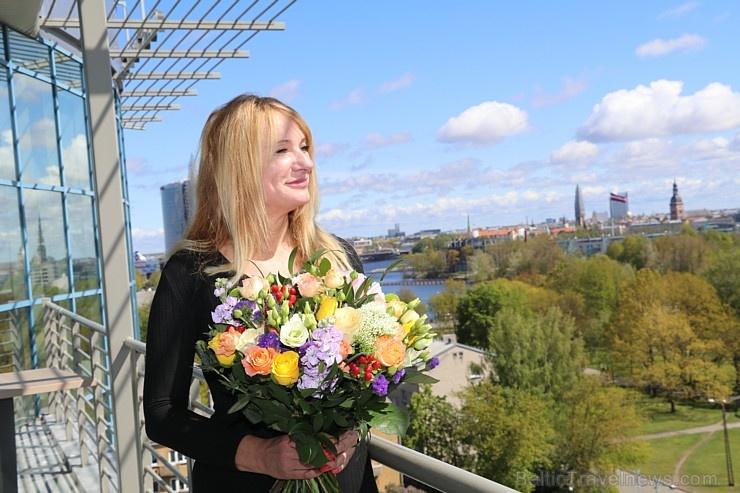 Pārdaugavas viesnīca «Bellevue Park Hotel Riga» pa kluso atzīmē 20 gadu jubileju