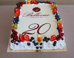 Pārdaugavas viesnīca «Bellevue Park Hotel Riga» pa kluso atzīmē 20 gadu jubileju 6