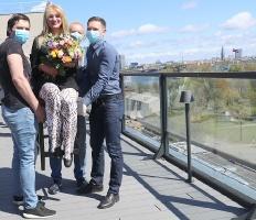 Pārdaugavas viesnīca «Bellevue Park Hotel Riga» pa kluso atzīmē 20 gadu jubileju 10