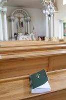 Travelnews.lv Viļakas novada Šķilbēnu Sāpju Dievmātes Romas katoļu jauno un veco baznīcu 4