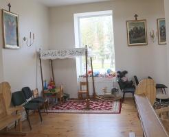 Travelnews.lv Viļakas novada Šķilbēnu Sāpju Dievmātes Romas katoļu jauno un veco baznīcu 7