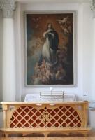 Travelnews.lv Viļakas novada Šķilbēnu Sāpju Dievmātes Romas katoļu jauno un veco baznīcu 8