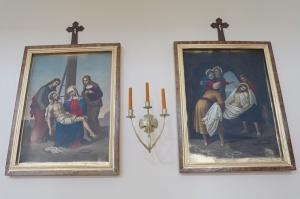 Travelnews.lv Viļakas novada Šķilbēnu Sāpju Dievmātes Romas katoļu jauno un veco baznīcu 9