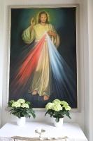 Travelnews.lv Viļakas novada Šķilbēnu Sāpju Dievmātes Romas katoļu jauno un veco baznīcu 14