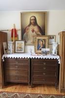 Travelnews.lv Viļakas novada Šķilbēnu Sāpju Dievmātes Romas katoļu jauno un veco baznīcu 15