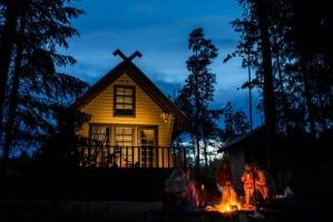 Veclaicenes dabas mājas Alūksnes  augstienē vilina ceļotajus un dabas draugus 5