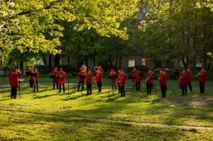 Rēzeknes pagalmos skan muzikāli pārsteigumi pilsētas iedzīvotājiem un viesiem 13